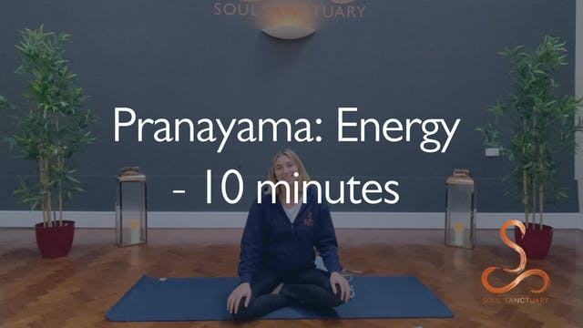 Pranayama: Increased Energy with Popp...