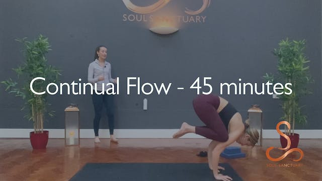 Continual Flow with Charlotte Ellis -...