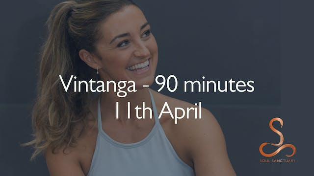 'Vintanga'! with Laura Butcher - 90 m...