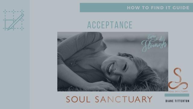 Lesson 7c - Worksheet: Acceptance