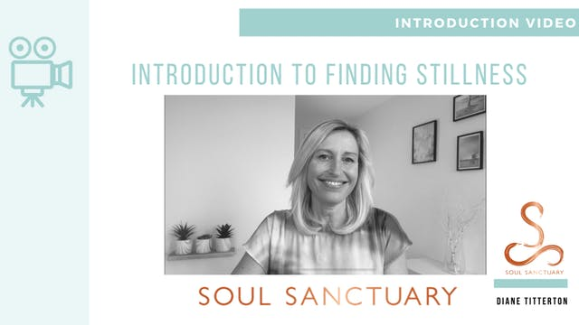 Introduction - Finding Stillness in a Chaotic World