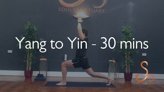 Yang-to-Yin with Laura Butcher - 30 m...