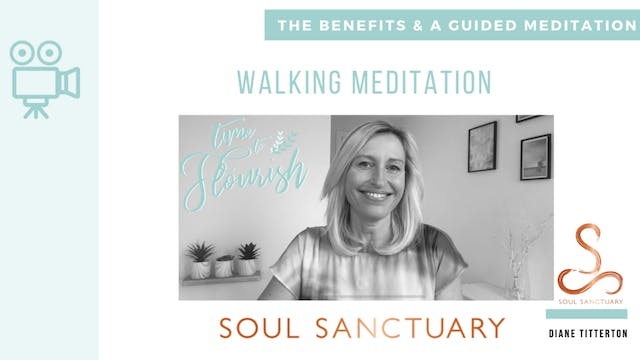 Lesson 6a - Video: Walking Meditation