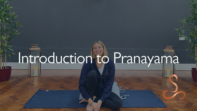 Pranayama - Introduction