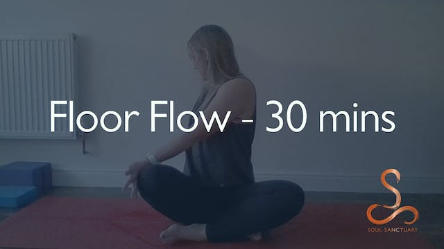 Floor Flow with Becky Clissett - 30 m...
