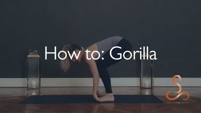 How to: Gorilla