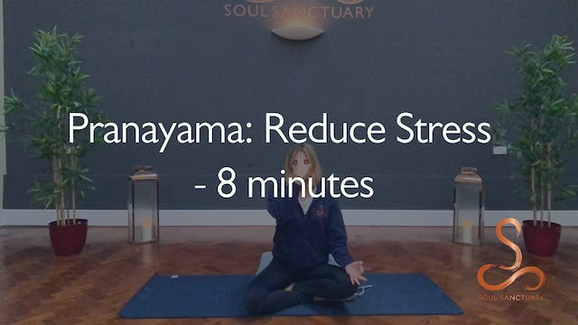 Pranayama: Reducing Stress with Poppy...