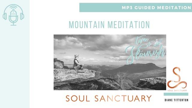 Lesson 7b - Meditation: Mountain