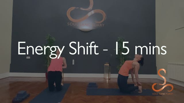 Energy Shift with Charlotte Ellis - 1...