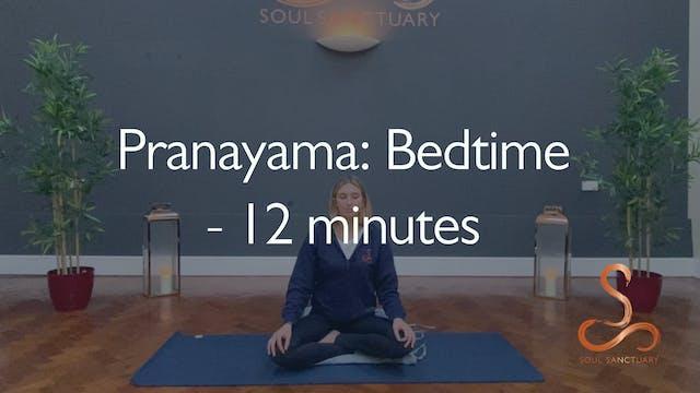 Pranayama: Bedtime with Poppy Doorbar...