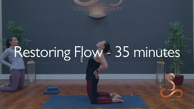 Restoring Flow with Charlotte Ellis -...
