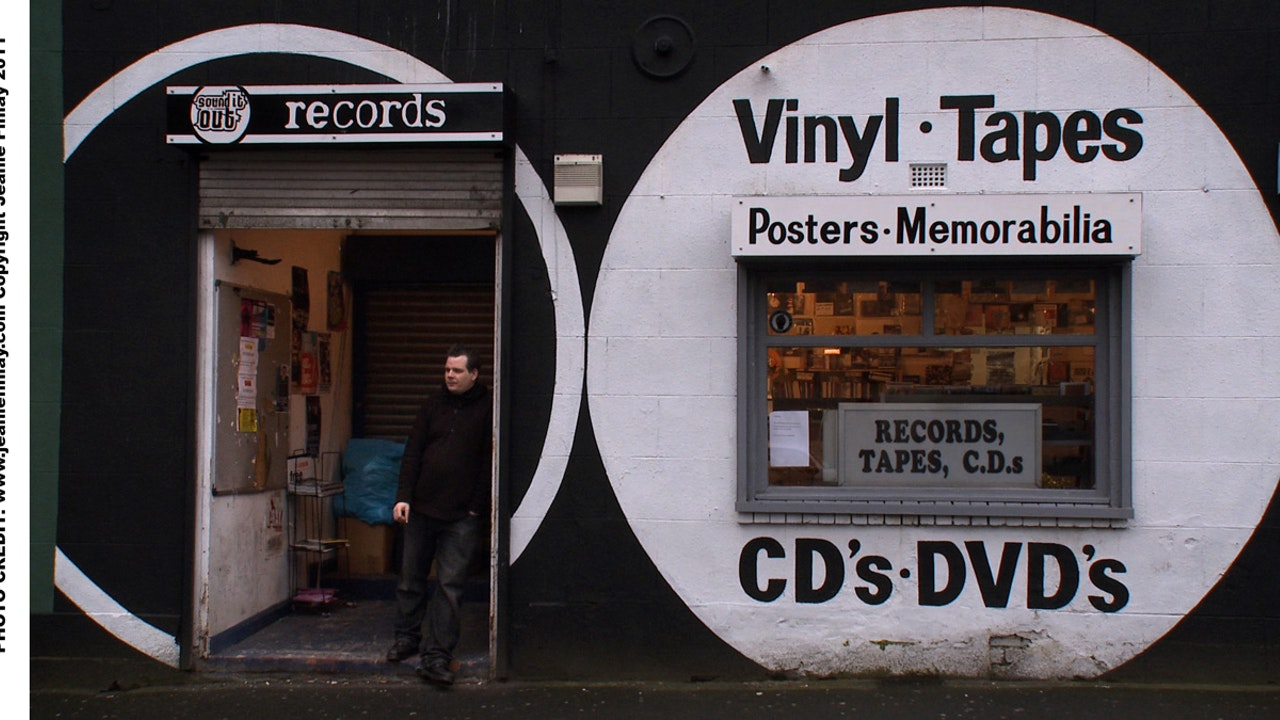 SOUND IT OUT - THE OFFICIAL FILM OF RECORD STORE DAY