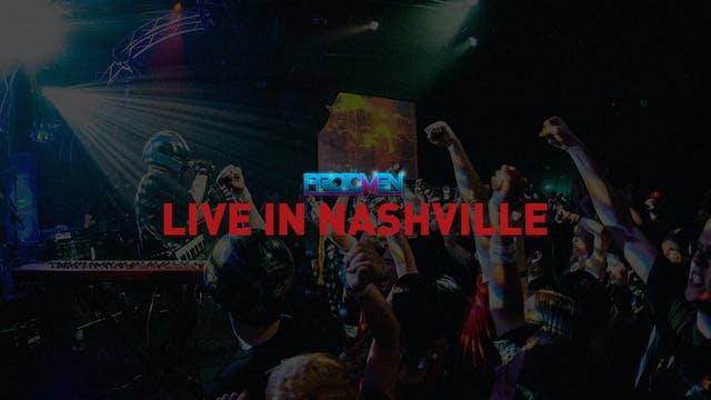 Live in Nashville: Hi-Res Film