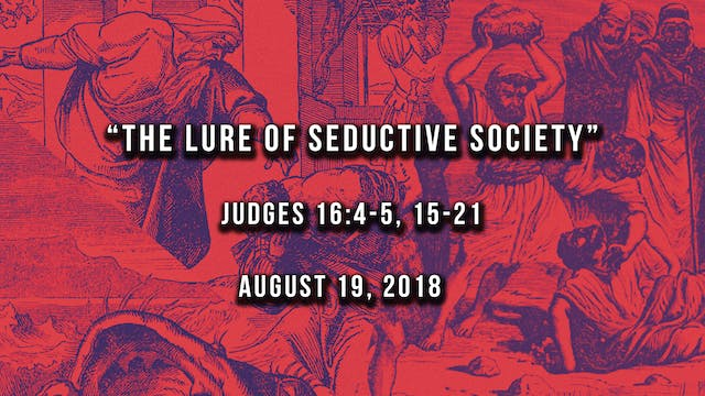 The Lure of Seductive Society