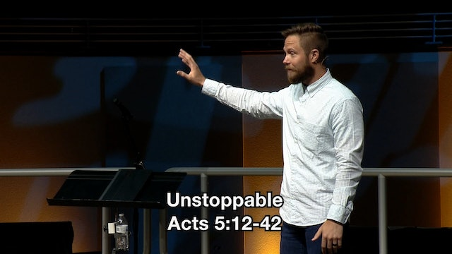 Unstoppable - Brandon Hays