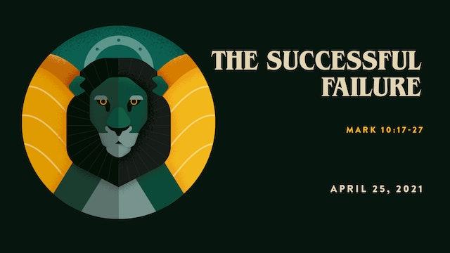 The Successful Failure // The Book - Mark