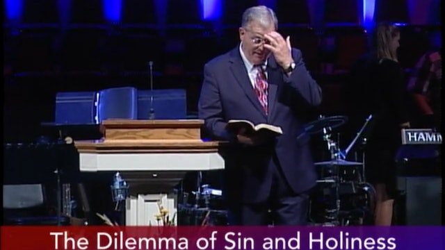 The Dilemma of Sin and Holiness