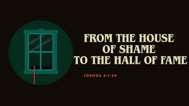 From the House of Shame to the Hall of Fame // The Book
