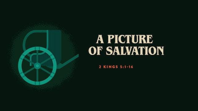 A Picture of Salvation // The Book
