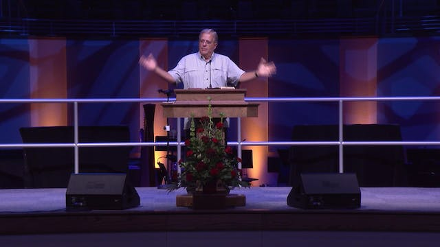 The Witness of a Great Church  // Wed...