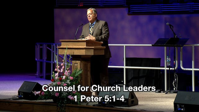 Counsel for Church Leaders