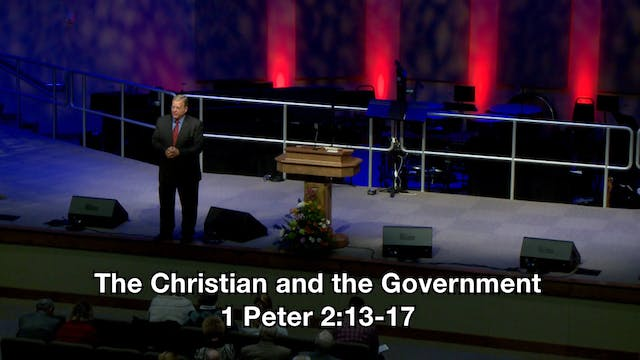 The Christian and the Government