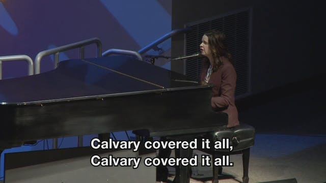Calvary Covered It All