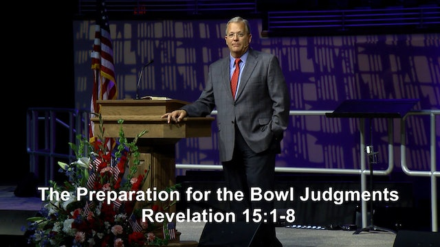 The Preparation for the Bowl Judgments