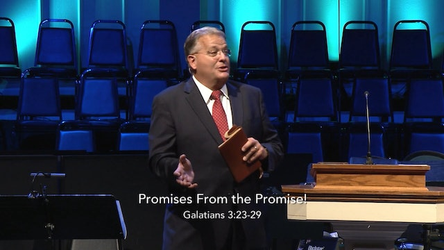 Promises from the Promise!
