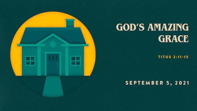 God's Amazing Grace // The Book - Titus/ Philemon