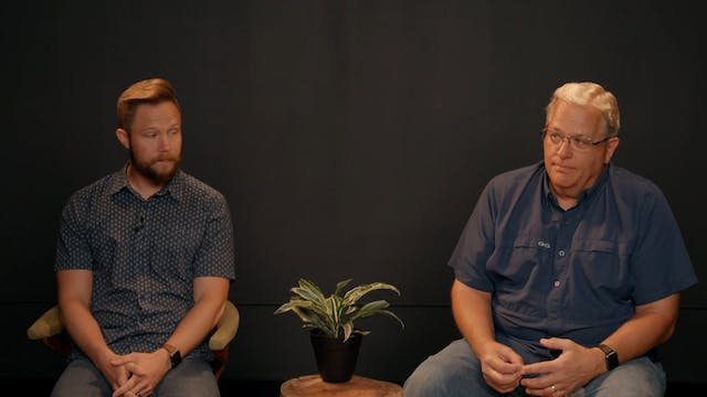 Q & A with Pastors David and Brandon