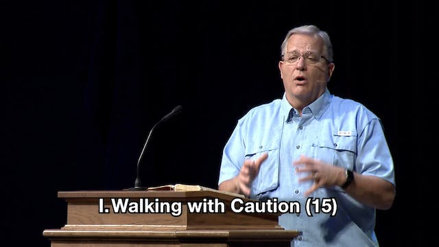 Walking In Wisdom // Wednesday Word