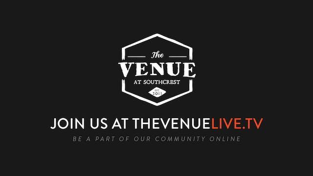 The Venue - A Palm Sunday sermon base...