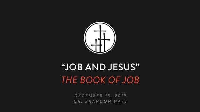 Job and Jesus - Brandon Hays