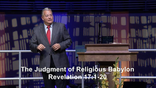 The Judgment of Religious Babylon