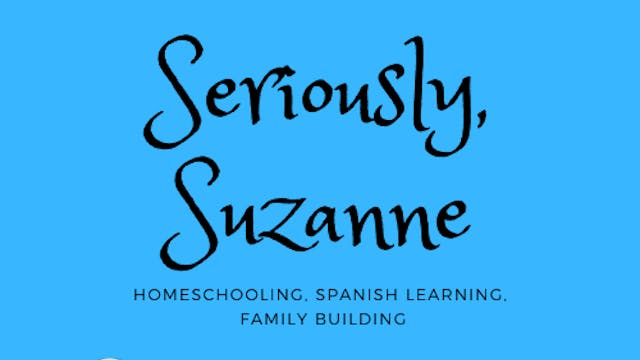 Homeschooling Tips, Musings, Anecdotes, and More