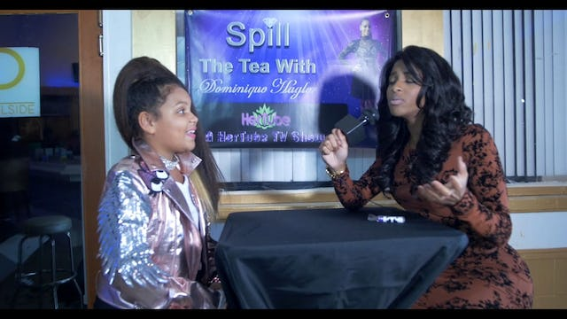 Spill The Tea with Rapper And Pagent Queen Jai