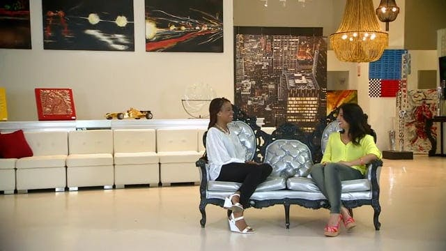 Couch Talk Ep. 5  Priya, owner of PR ...