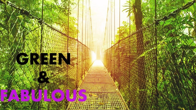 'Green & Fabulous'- Episode 3 - Green Laundry