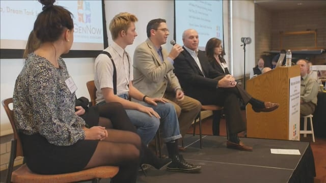 Panel Discussion-Intergenerational Entrepreneurs Share Success Stories