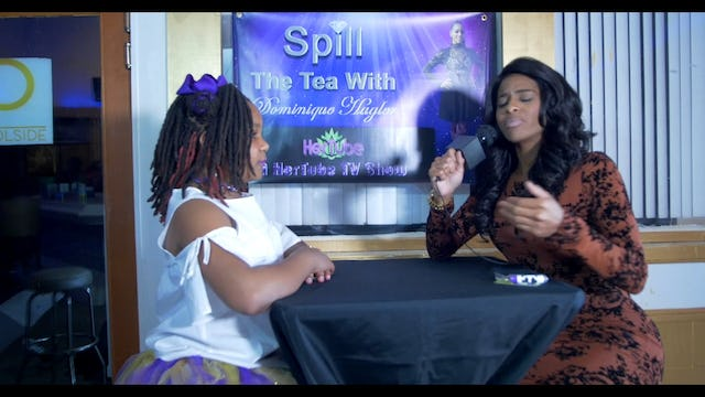 Spill The Tea with Young Enterpreneur Wynter