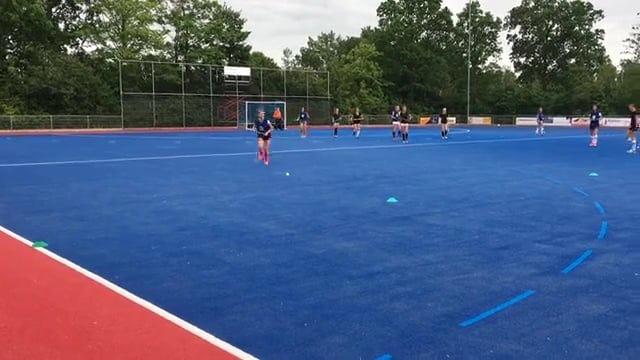 Jenna Sluymer - Field Hockey - all round player - available Fall 2018