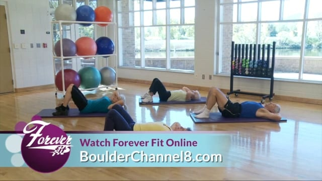 Forever Fit - Guts and Butts with Dora Briegleb