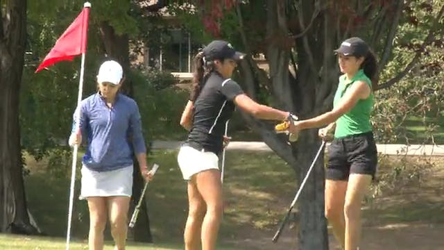 Michael Corbett Women's Golf Fall Cla...