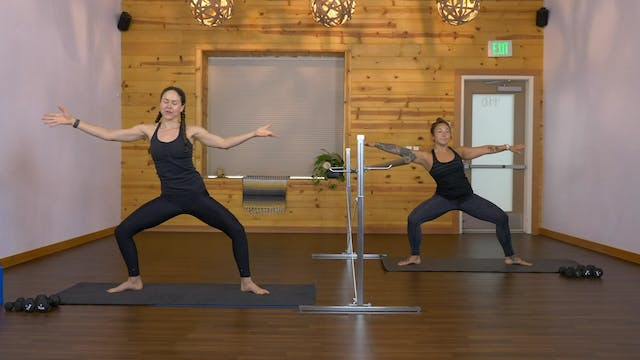 sparkBARRE 29 - Michelle Houston