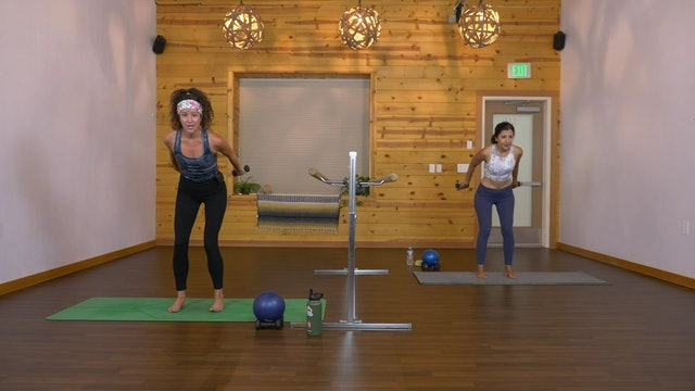 sparkBARRE 31 - Steph Young