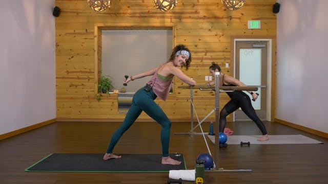 sparkBARRE 10 - Steph Young