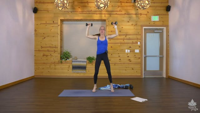 Abs + Glutes 2 - Lisa Starr