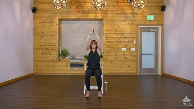 Chair Yoga - Niccola Nelson