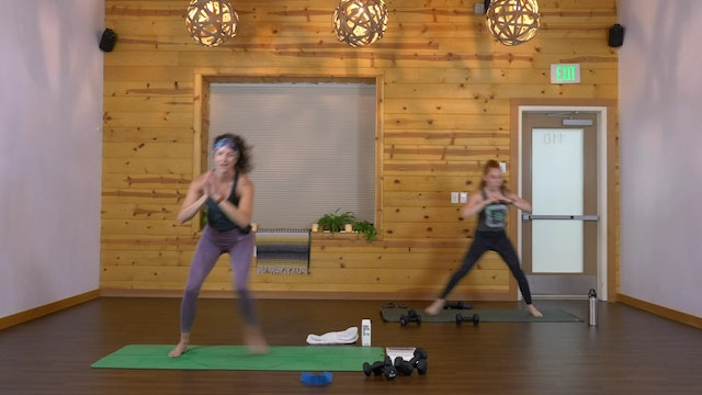 sparkHIIT 15 - Steph Young